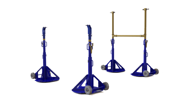 cfg-80-series-pedestal-stand-set-model-4045