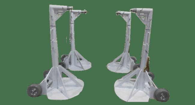 cfm56-series-pedestal-stand-set-model-4014